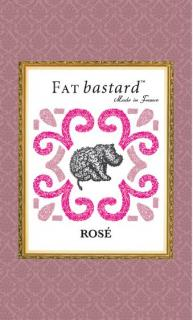 FAT Bastard Rose Tasting Card