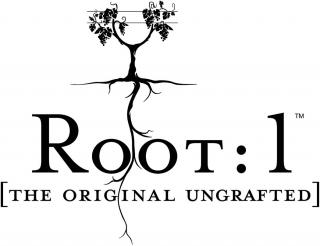 Root:1 Logo with roots