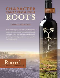 Root: 1 Cabernet Sauvignon Sell Sheet