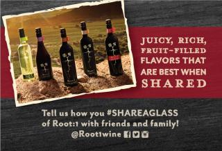 Root: 1 Share a Glass Tasting Card_Family