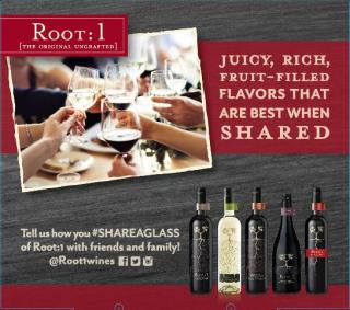 Root: 1 #Shareaglass Case Card