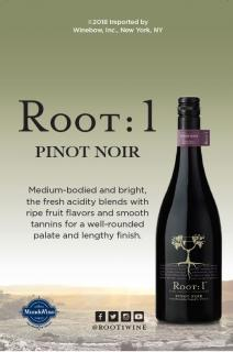 Generic Pinot Noir Shelf Talker