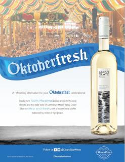 'Oktoberfresh' -Beverage Media Sept. 17