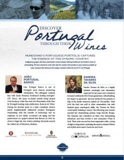 MV Portugal Tasting Talk Brochure