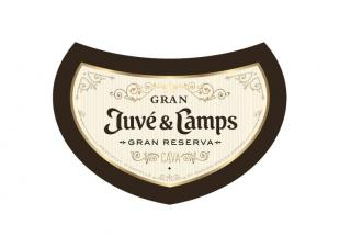 Juve & Camps Gran Brut Label