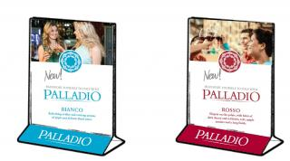 Palladio Table Tents