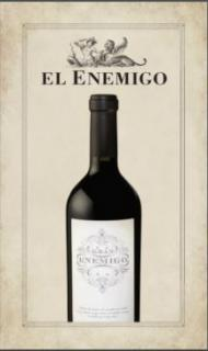 Tasting Card- Gran Enemigo