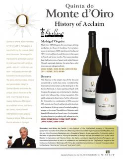 History of Acclaim | Madrigal & Reserva